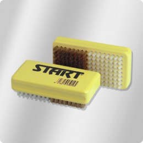 START brosse combi nylon/laiton