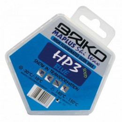 BRIKO MAPLUS HP3 Bleu