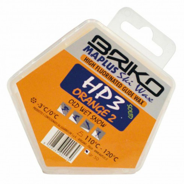 BRIKO MAPLUS HP3 Orange2