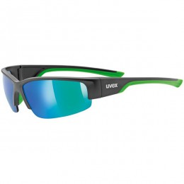 UVEX Sportstyle 215 Black Green