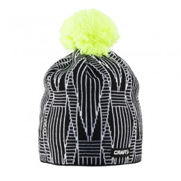 CRAFT Bonnet Voyage Black