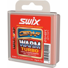 SWIX Cera F Solid Warm Turbo