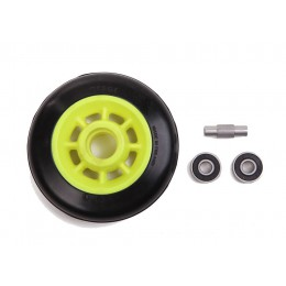 Roue Marwe Skate US7 100x25mm + Roulements