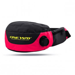 ONE WAY Thermo drink belt rose noir