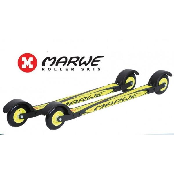 MARWE Skating 620 XC 2019 + Fixations