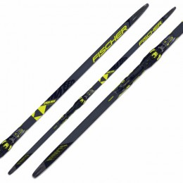 FISCHER Twin Skin SpeedMax Soft 2019 + Fixations