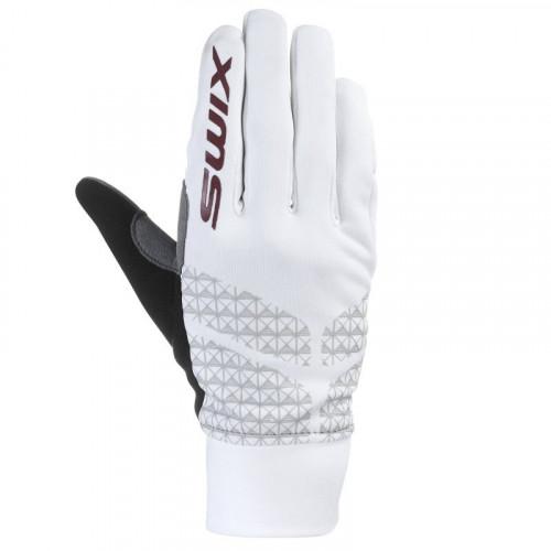 SWIX Naos X Glove Blanc Womens