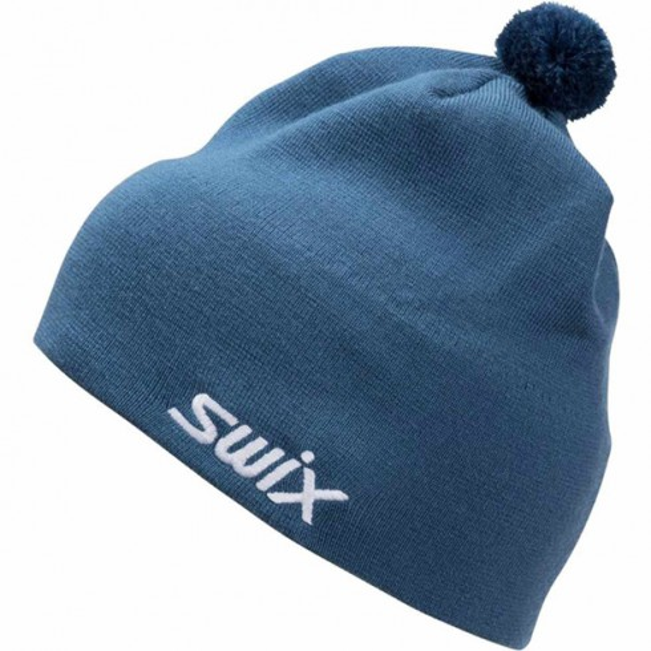 SWIX Tradition Hat Light Blue