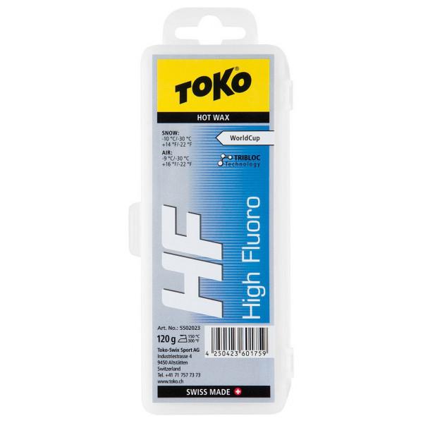 TOKO HF Bleu 120g