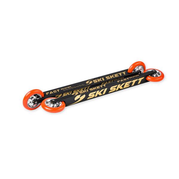 SKI SKETT Fast Skate 2019 + Fixations