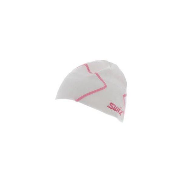 SWIX New Race Hat B/white