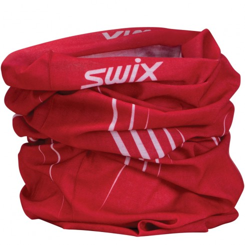 SWIX Comfy Headover Red
