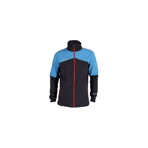 Swix Geilo jkt Ms Black/Cold blue
