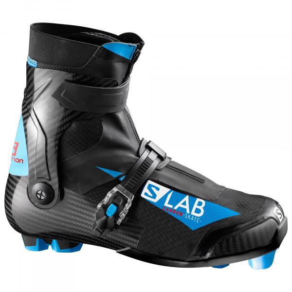 SALOMON SLAB CARBON SKATE PROLINK 2020 Ski de Fond