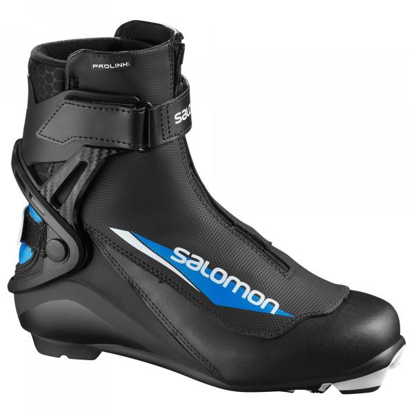 SALOMON SRACE SKATE PROLINK JR 2020 Ski de Fond