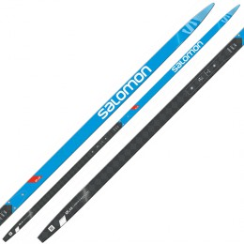 SALOMON S/LAB Carbon Classic Universal Soft 2020 + Fixations