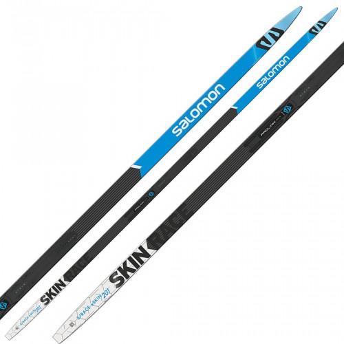 SALOMON S/RACE eSKIN Soft+ PSP 2020 + Fixations