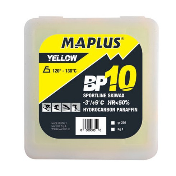 BRIKO BP10 Yellow 100gr