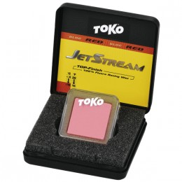 TOKO JetStream bloc rouge