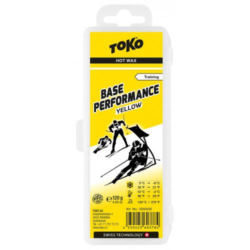 TOKO Base Performance Jaune 120g