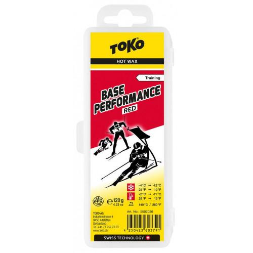 TOKO Base Performance Rouge 120g