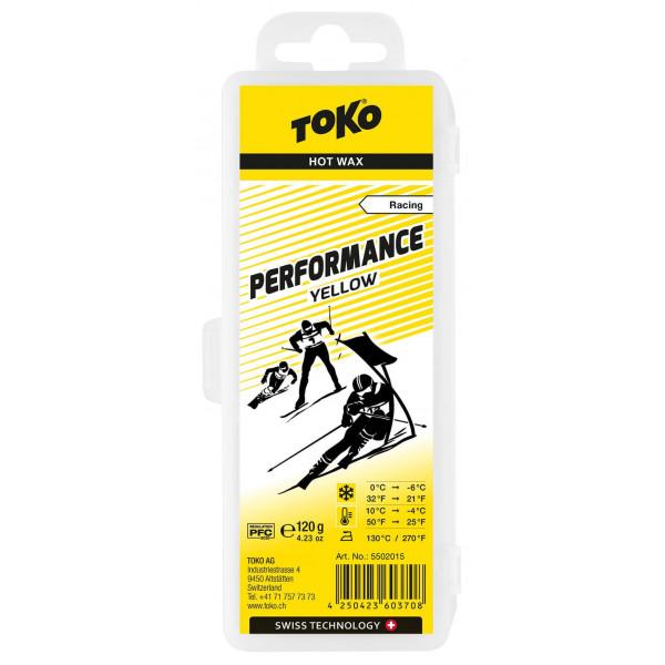 TOKO High Performance Jaune 120g