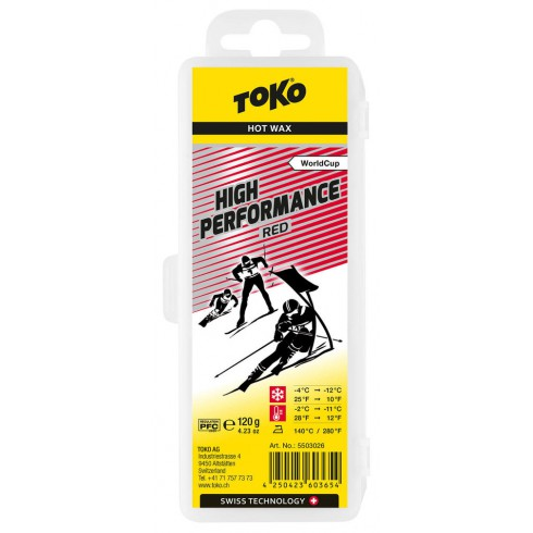 TOKO High Performance Rouge 120g