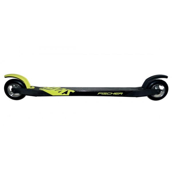 FISCHER Rollerski Carbonlite Skate 2021 + Fixations
