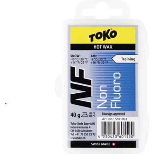 TOKO NF Bleu 40g