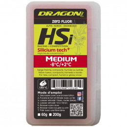 DRAGONSKI HSi Medium Rouge 60g