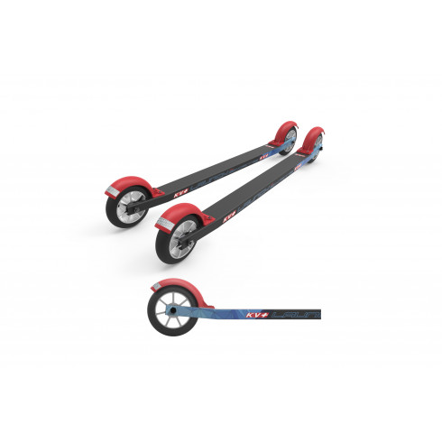 KV+ Launch Pro Skate 60 Curved + Fixations