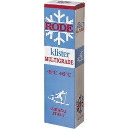 RODE Klister Multigrade K76