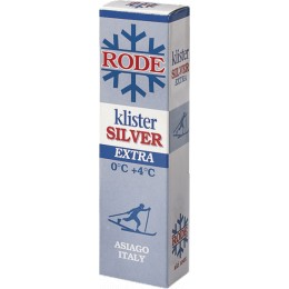 RODE Klister Silver Extra
