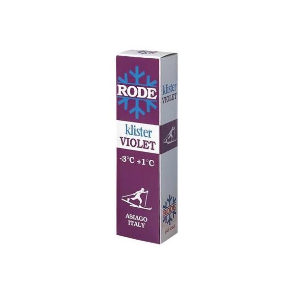 RODE Klister Violet